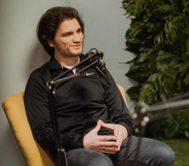 Piotr Zientara Interview